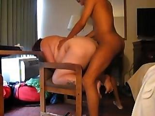 Handcuffed To The Chair