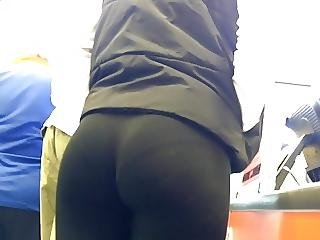 Gorgeous See Through Teen Whooty