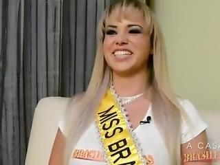 Angel Lima Na Casa Das Brasileirinhas