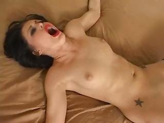 Jenna Presley Tied Spread Screaming & Cumming