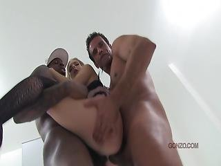 Hungarian Beauty Cayenne Klein Is Horny For Dp Action