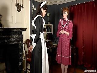 Maid Punished
