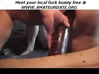 Bbw Bigass Amateur Sexy Teen Anal Fun With Dildo On Webcam Homemade