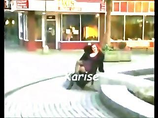 Bbw Karise Dabre Curvy Redhead Tease Fantasy