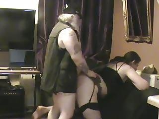 Doggy Style With Anal
