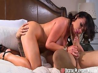 Digital Playground  Nikki Benz Fucks Her Bodyguard