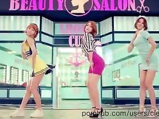 Aoa - Short Hair Jav Pmv [k-pop]