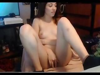 18yo Hot Redhead Legs Open Wide 1
