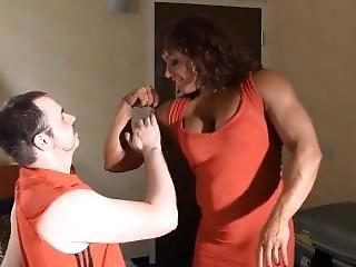 Rita Sargo Muscle Diva Domination