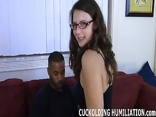 Your Cock Is Just Too Small To Pleasure Me