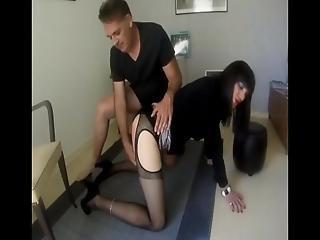 Ass Licking Flogger Bdsm Submissive Tgirl Crossdresser Cd Transgenre Brunette
