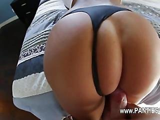 The Most Famous Blowjob In Stocking