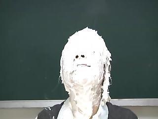 Pie School Girl