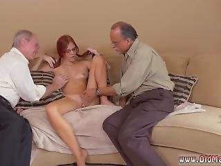 Old Man Abused Teen Big Tits And Nasty