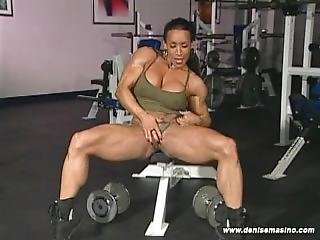 Denise Masino Denise Extreme Ass And Arms Workout