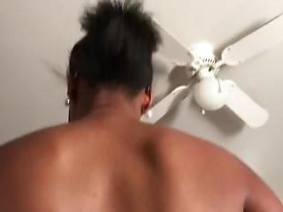 Me Fucking My Friend In Tan Stockings 2