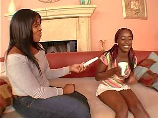 Old black lesbian sex share