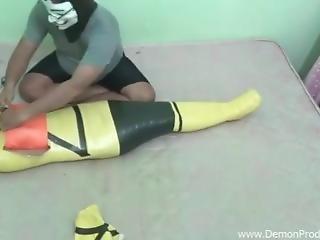 Mummification Girl