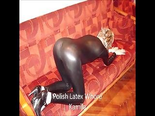 Polish Latex Whore
