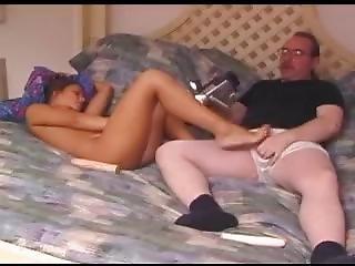 Nadia Solo And Tit Cumshot