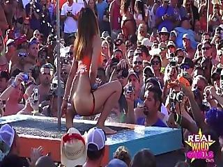 Real Wild Girls Fantasy Fest Key West