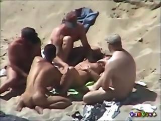 vaginal massasje naturist sex