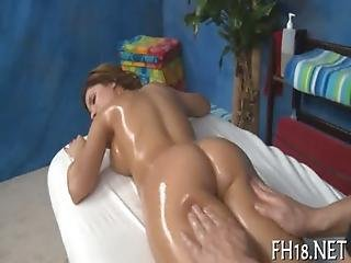 Sexy 18 Year Old Gets Drilled Hard