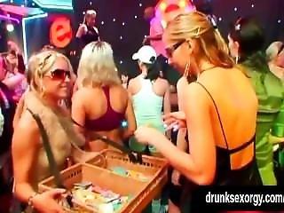 Naughty Pornstars Fucking In Club