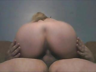 Wife Rides Cock