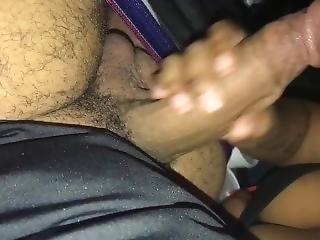 Black Bitch Loves To Suck Pt 2