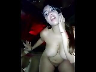 amatorski, kociak, hiszpanka, striptizerka, drażnienie