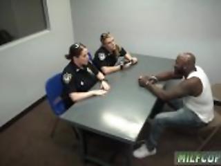 Brunette russian teen creampie Milf Cops