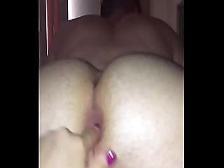 Milf Ibi Playing With Husbands Butt Hole While Getting Fucked
