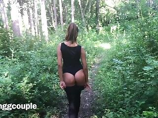 Amateur Forest Deep Anal Fuck.hd