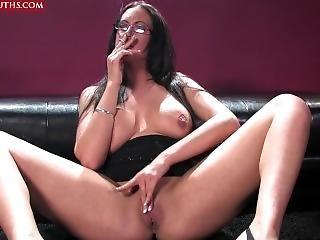 Emma Butt - Smoking Masturbation