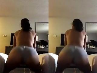 Sending Daddy Twerk Videos