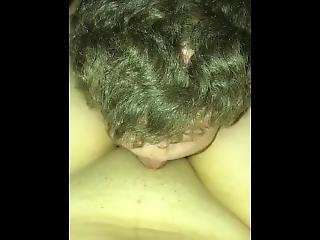 Eating Wife Out And Cumshot