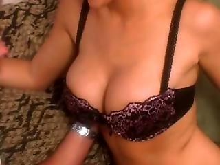 Eve Lawrence - Busty Teen Jizzed On