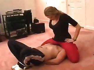 Super Sexy Red Smother