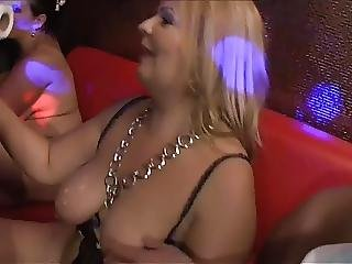 Fat Slut On Amateur Party