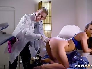 Brazzers - Doctor Fucks Amirah Adara In The Ass