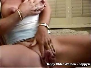 Grannies With Big Clit Masturbating.