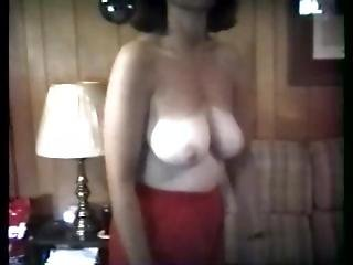 Amateur Wife Shows And Teases
