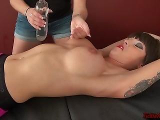 Tickling Tits