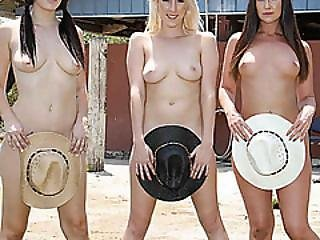 Farm Girls Work Hard And Play Harder Especially When Sex Is Involved