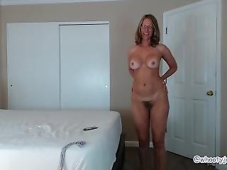 Milf Camgirl Jessryan Striptease