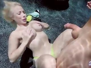 Dolce Vandela Underwater Sex