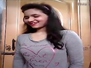Desi Small Teen Schoolgirl Showing Boobs