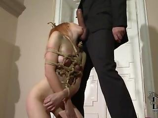 Amarna Miller Is Getting Banged With Hard Shaft And Ropes