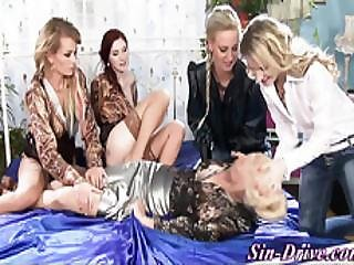 Lesbos Piss And Dominate
